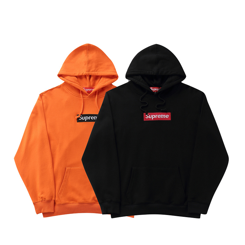 17ss Supreme & Vlone Box Logo Hooded Sweatshirt パーカー 2色
