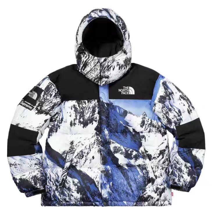 17FW Supreme X The North Face Mountain Baltoro ジャケット