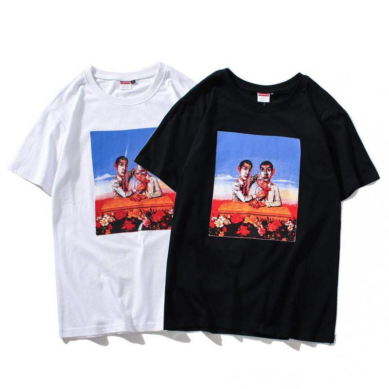 18SS Supreme Summer Cotton Tシャツ 2色