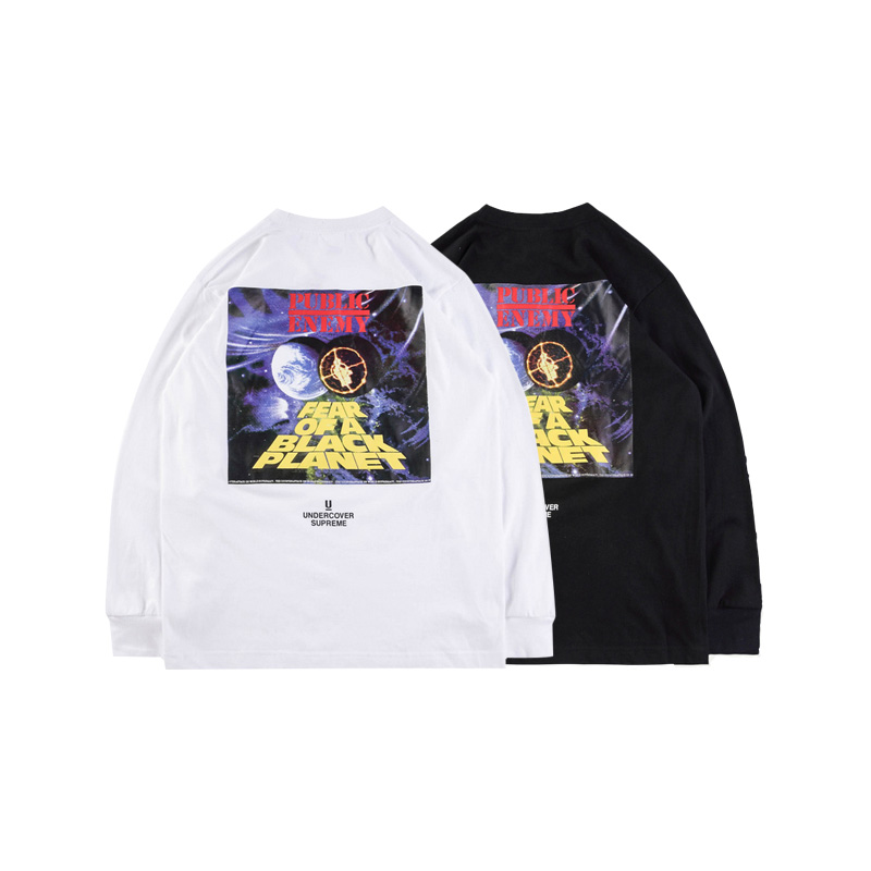 Supreme X Undercover X Public Enemy Cosmos パーカー 2色
