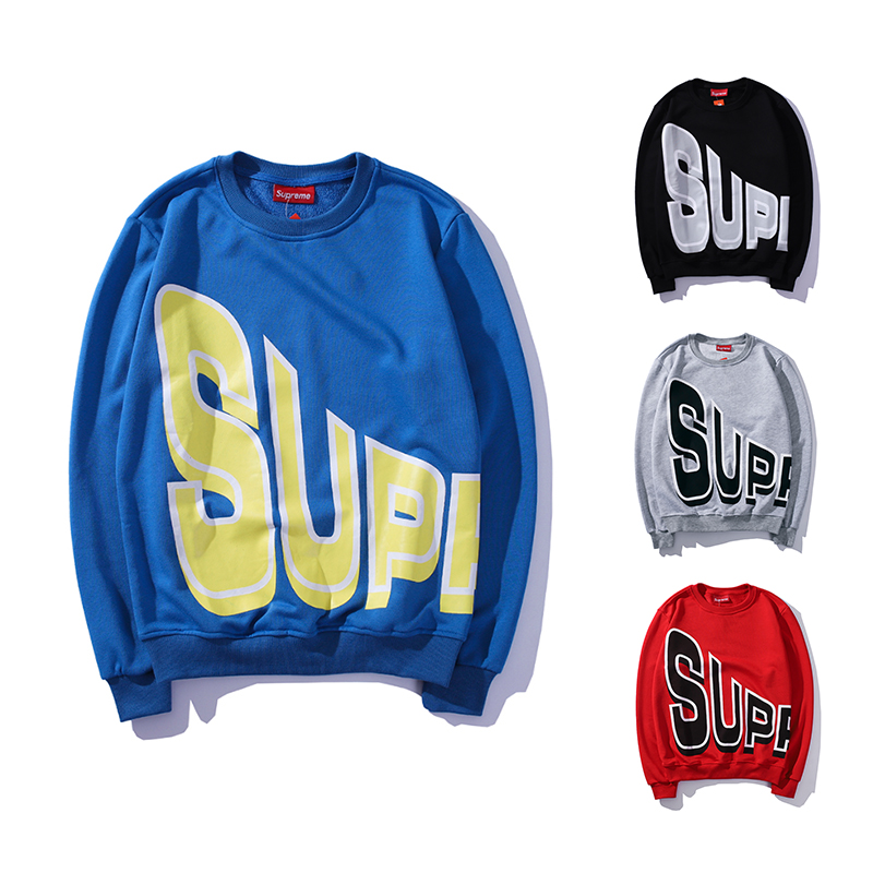 Supreme Big Logo パーカー 4色