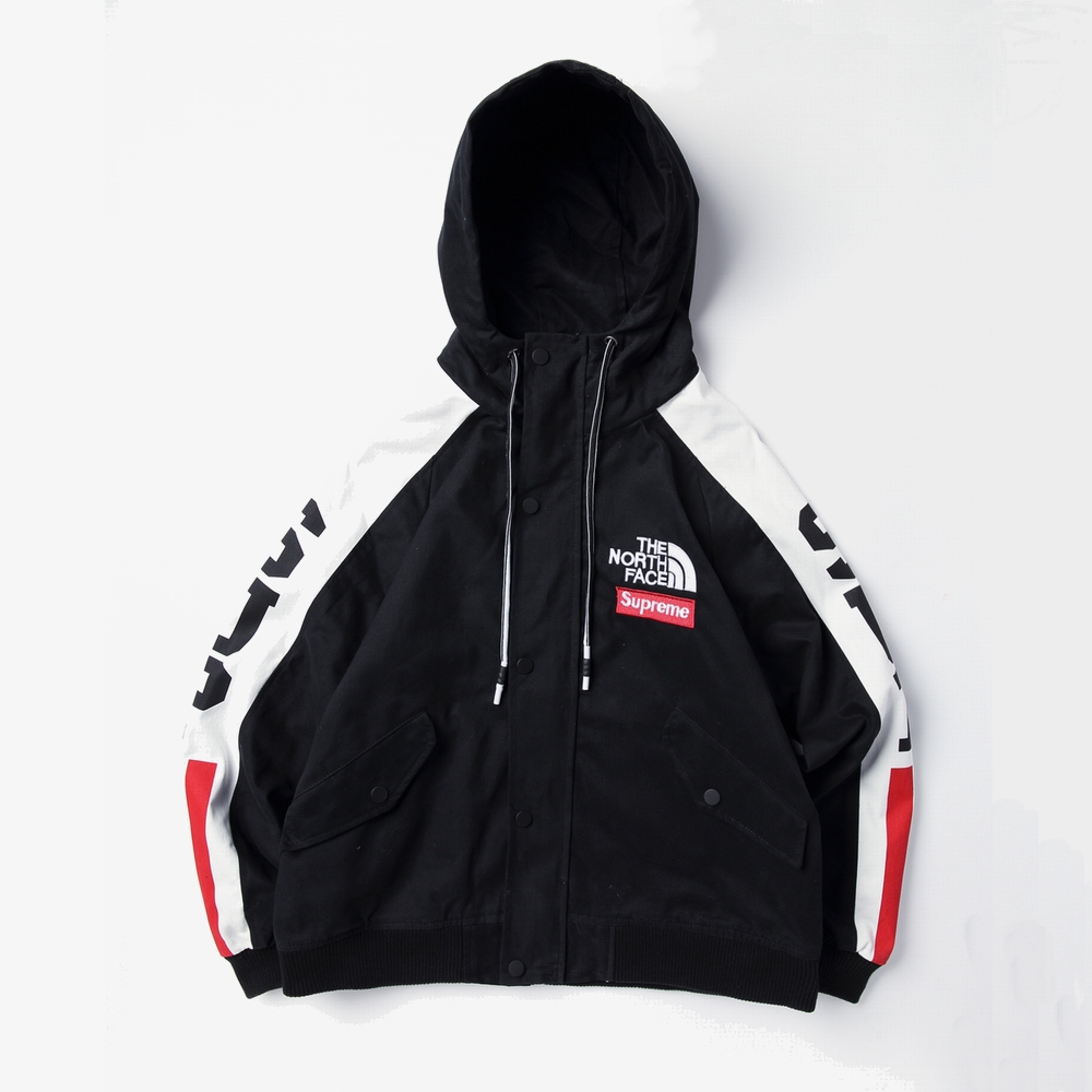 Supreme X The North Face Mountain ジャケット ブラック