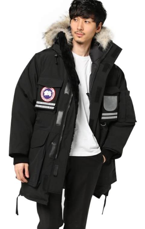 canada goose snow mantra real or fake