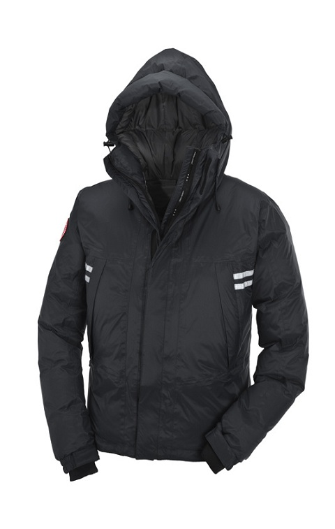 カナダグース メンズ ジャケット Canada Goose Men's Mountaineer Jacket Black