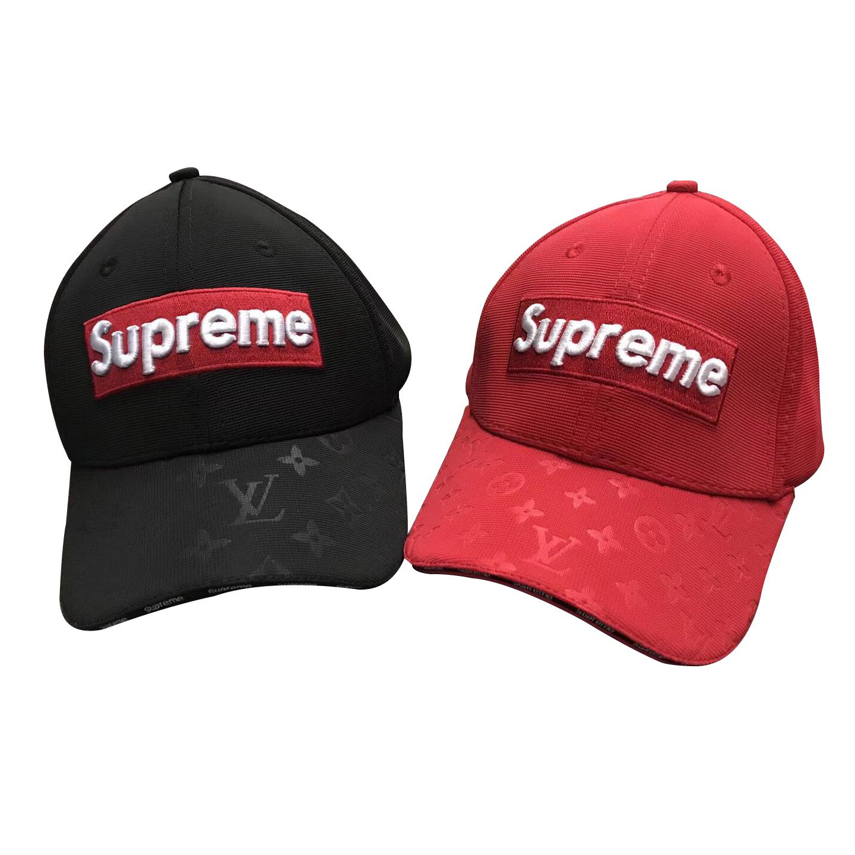 Supreme X Louis Vuitton Box Logo Cap 2 Color  supcly112502  -  39   b8d7ba7420c