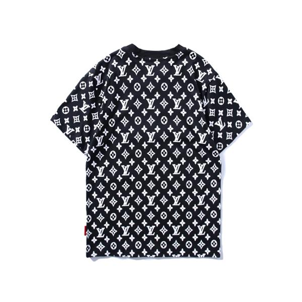 09cada9e9aba 2017 Hot Supreme X Louis Vuitton T-shirt 2 Color  supts00a03  -  40
