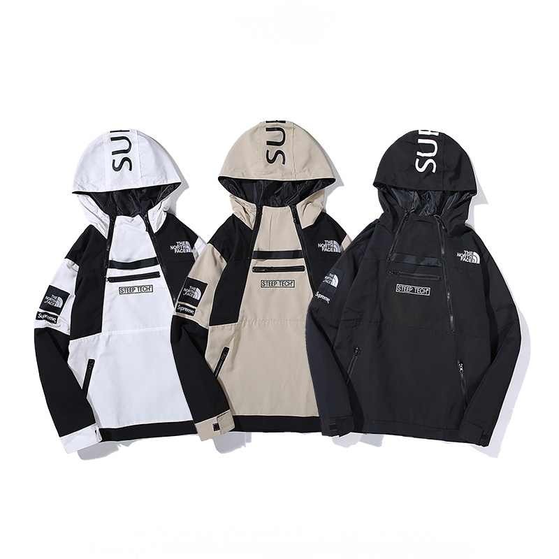 Supreme X The North Face Steep Tech ジャケット 3色